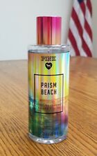 Victoria's Secret PINK Prism Beach Fragrance Mist Coconut Water & Mimosa USED 1x