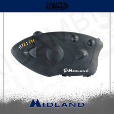 Interfono Moto Bluetooth  MIDLAND BTX1 FM Plus Singolo offerta C1142.04 BTX1FM