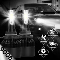 9006 HB4 CREE 1500W 225000LM LED Headlight Kit Bulb 6500K High Power vs 120w HID