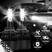 XENTEC LED HID Headlight kit 9006 White for 1990-1999 Chevrolet C1500