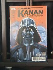 Kanan: The Last Padawan #1 Bam! 2Nc Variant 1st Sabine Wren Nm