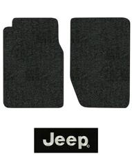 1965-1973 Jeep J-2500 Floor Mats - 2pc - Loop