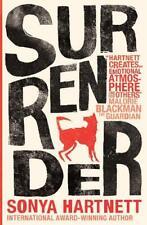 Surrender, Sonya Hartnett, Excellent Book