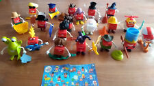 Happy Meal Toys Full Set of 20 pcs. 2012/2013 Mr. Happy
