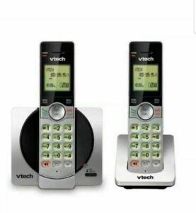 VTech 2 Handset Cordless Phone w/ Caller ID / Call Waiting DECT 6.0 (CS6919-2)™