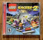 Lego Racers 2! Windows PC Video Game. Electronic Arts EA! Clean! Tested!