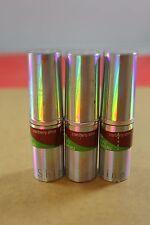 3 PK Cover Girl Lipstick Cranberry Shine #500
