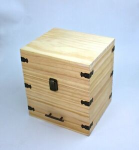 Essential oils wooden display  box case High Quality -free shipping - 59 slot