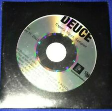 DOC Deuce Sampler PROMO 6-Two Genacide Dre Snoop Nate Dogg Ren Erotic Texas rap