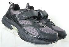 Dr Comfort Endurance 6810 Black Strap Casual Walking Sneakers Men's U.S. 7.5XW