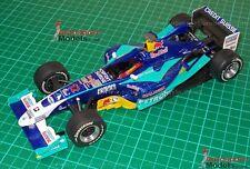Échelle 1/20 faite à la main Multi Media 2004 Sauber C23 Petronas de Filipe Massa
