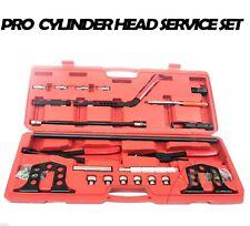20pc Valve Spring Compressor Removal Installer Pro Cylinder Head Service Set Ki
