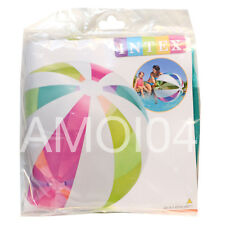 "Intex Kids Extra Large 42"" inch Inflatable Ball for Pool or Beach New"