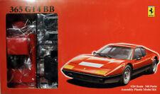 1973 ferrari 365 gt4 bb Berlinetta Boxer 1:24 model kit kit Fujimi 12280