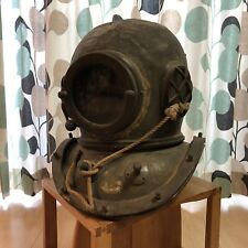 Antique Japanese TOA Diving Helmet from japan bronze copper