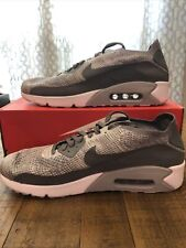Nike Air Max 90 Ultra 2.0 Flyknit 'Pure Platinum' Mens Size 13 875943003