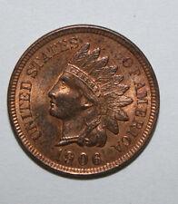 1906 INDIAN HEAD PENNY D80