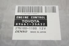 04 TOYOTA 4RUNNER 4X4 ENGINE CONTROL MODULE COMPUTER 4.0L 6CYL ECM 89661-35A32