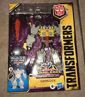 Transformers - Bumblebee: Cyberverse Adventures - Deluxe Class Grimlock BAF Macc