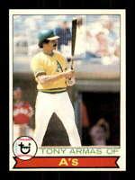 1979 Topps #507 Tony Armas NM/NM+ Athletics 513502