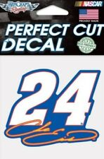 Chase Elliott #24 Decal 4x4 Perfect Cut Car, Tumbler, Laptop. See Description