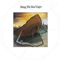 "Sting - The Soul Cages (NEW 12"" VINYL LP)"