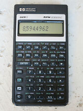 Hp 32Sii Rpn Scientific Calculator without a Case