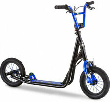 Mongoose 12 Expo Scooter, Black / Blue