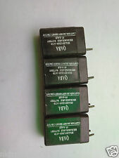 4 volt 400ma .4A sealed lead acid type rechargeable battery pack of 4 pcs