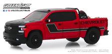 1:64 GreenLight *RED & BLACK* 2019 Chevy Silverado SAFETY EQUIPMENT TRUCK *NIP*