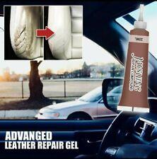 20 ml de gel pour réparation cuir . Siége voiture/chaussures/canapé /blouson...