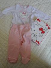 Pyjama 2 pièces Charmmy Kitty - 12 mois - NEUF dans son coffret (valeur 35€)