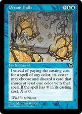 DREAM HALLS Stronghold MTG Blue Enchantment RARE