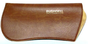 RAY BAN Bausch & Lomb B&L Soft Case Scabbard Bushnell Light Brown Box Bags Bl