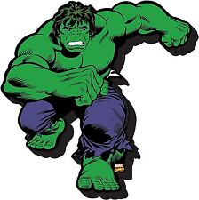 Incredible Hulk chunky thick fridge magnet    (nm)