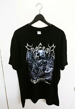 Vtg 2007 Emperor In The Nightside Eclipse Band Gildan T-Shirt Size (XL)