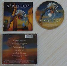 CD ALBUM CELTIQUE BRETON LES CHRONOVOYAGEURS STONE AGE  12 TITRES 1997