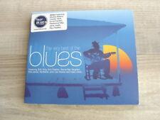 2 x CD VERY BEST OF THE BLUES compilation MUDDY WATERS TAJ MAHAL JOHN LEE HOOKER