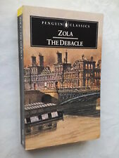 EMILE ZOLA THE DEBACLE SB 1988 PENGUIN CLASSICS WELL PRESERVE LIKELY UNREAD