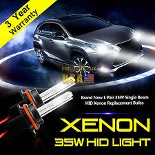 35W Xenon Headlight bulbs Fog Light 9005 9006 H11 H13 H4 H7 HID Conversion KIT