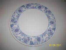 Royal Worcester Queso/Placa de la Torta-Azul Oriental