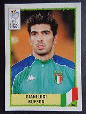 ☆ Panini Euro 2000 - Italy / Italia Gianluigi Buffon #167