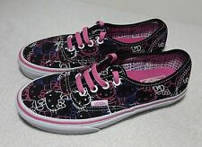Vans Hello Kitty Canvas Shoes Size 7