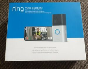 Ring Doorbell 3 1080p HD Video Doorbell