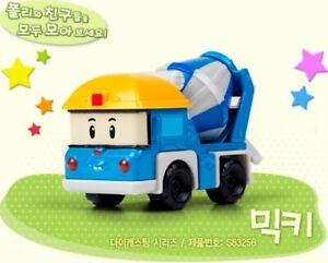 Academy Robocar Poli Diecast Series Mini Figures MICKEY Korean TV Animation Toy