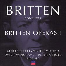 Britten Conducts Britten: Operas, Vol. 1 - Albert Herring / Billy Budd / Owen Wi