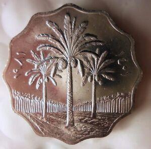 1981 IRAQ 10 FILS - AU/UNC - Saddam Era - Great Coin - FREE SHIPPING - BIN #GGG