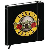 Pistole N' Rose Notebook: Classico Logo (Retro Rigido) 192 Pagine
