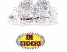 Edelbrock 7094 - Dual-Quad Progressive Throttle Linkage Kit