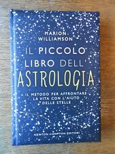 Il piccolo libro dell'Astrologia (Marion Williamson) Newton Compton BQ/7